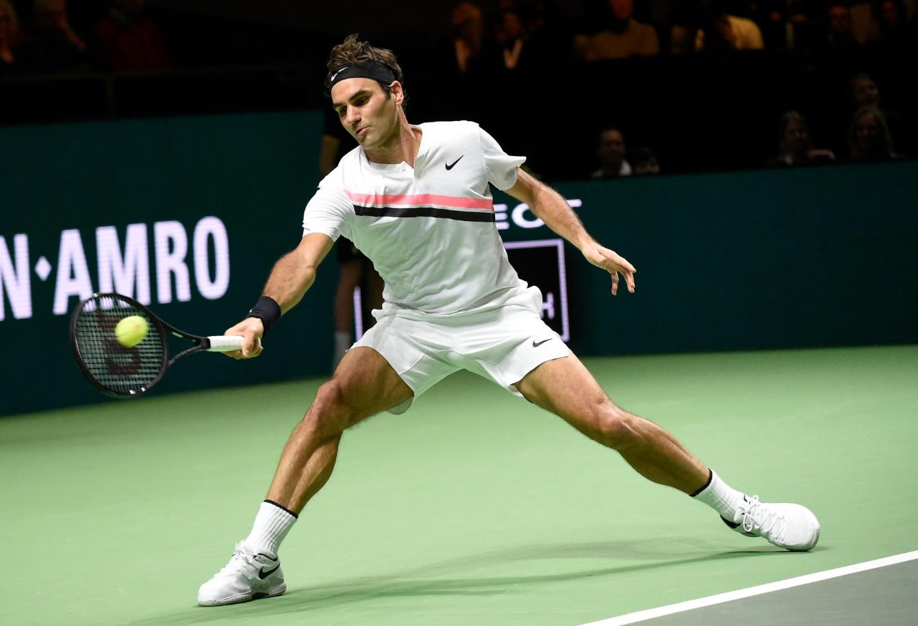 Roger Federer logra en Dubái el título 100 de su carrera