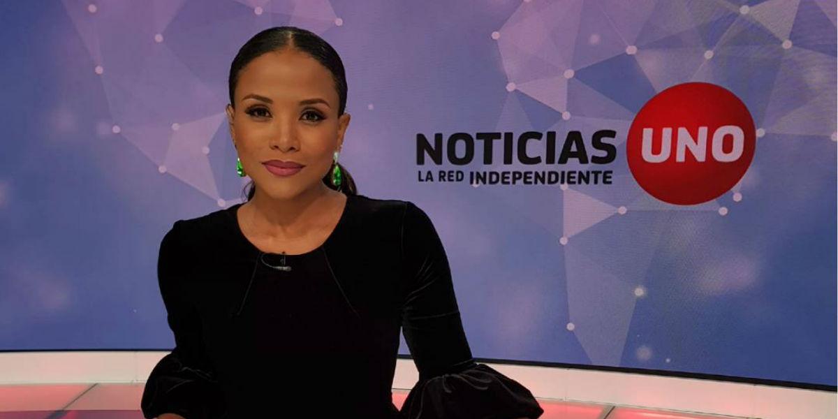 Mabel Lara desmiente falsos rumores de su salida de Canal 1