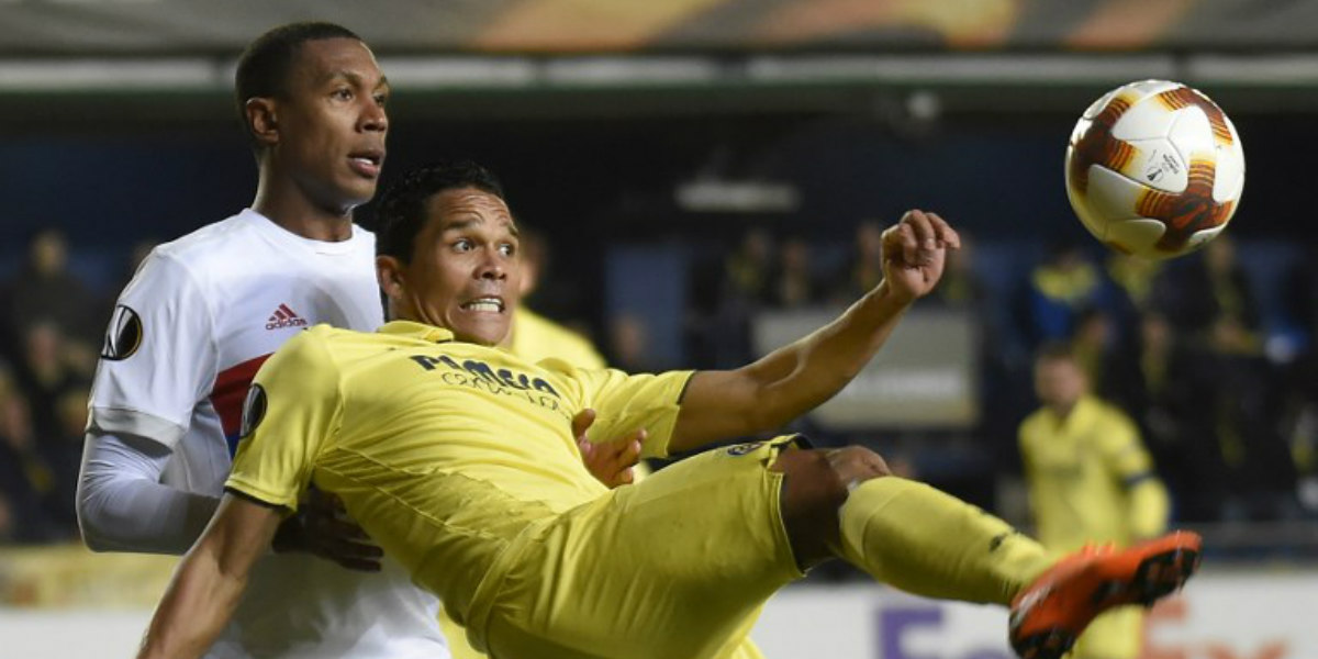 Carlos Bacca regresa al Villarreal