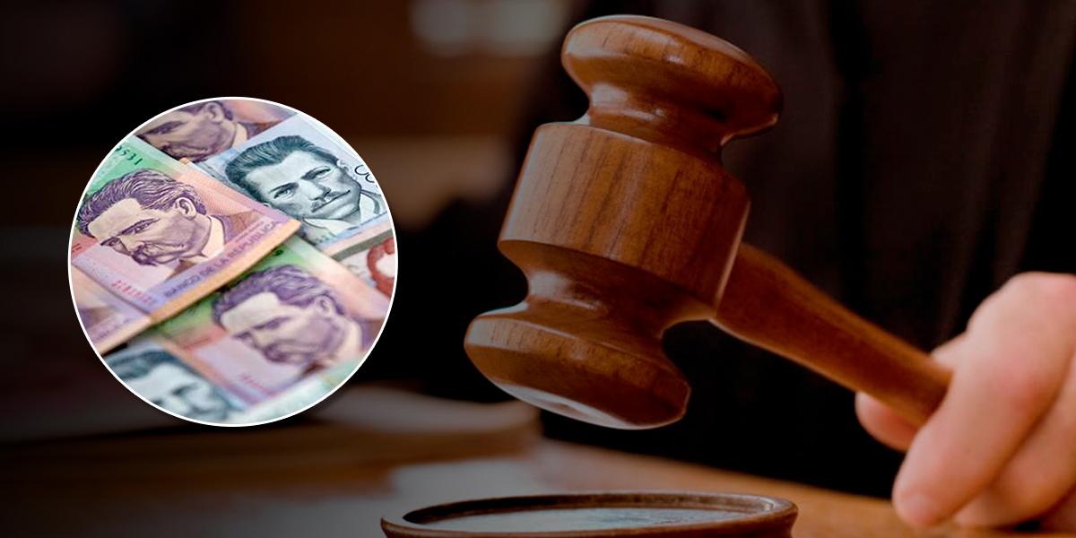 Demandas contra la nación de condenados por corrupción, suman casi $200 mil millones