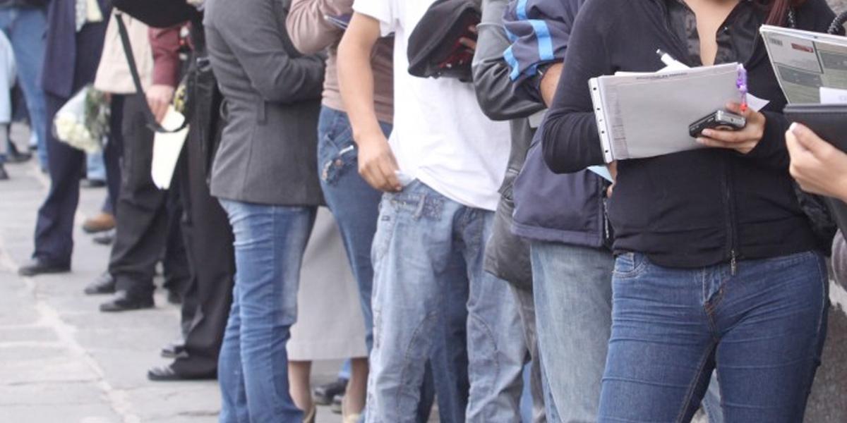 Gobierno se despide con desempleo al alza con una tasa de 9.1 % en junio