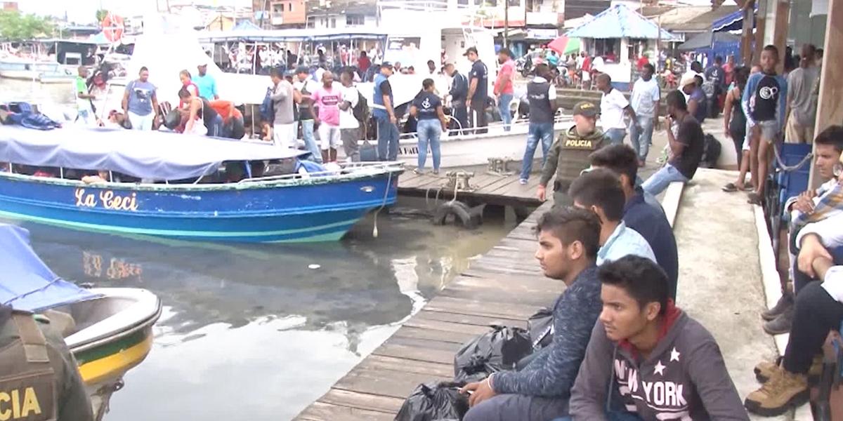 El drama de los inmigrantes que pasan por Colombia para llegar a EUA