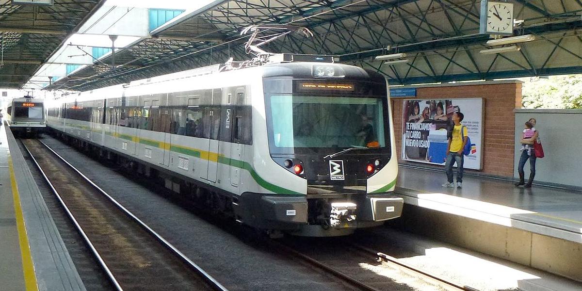 El Metro de Medellín será gratuito el domingo de elecciones