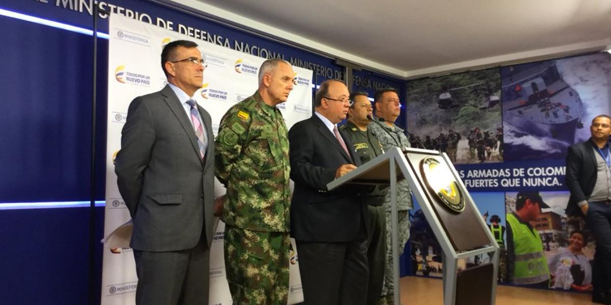 «Saqueos en el Tolima fueron provocados por los administradores»: MinDefensa
