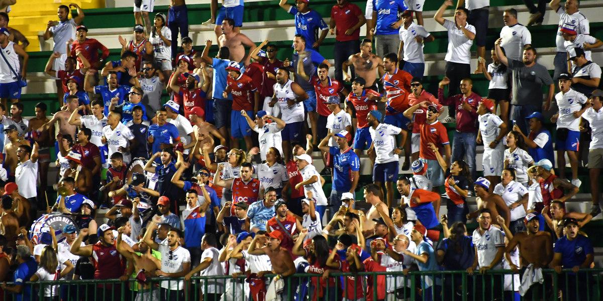 Nacional es fuertemente sancionado por burlas contra Chapecoense