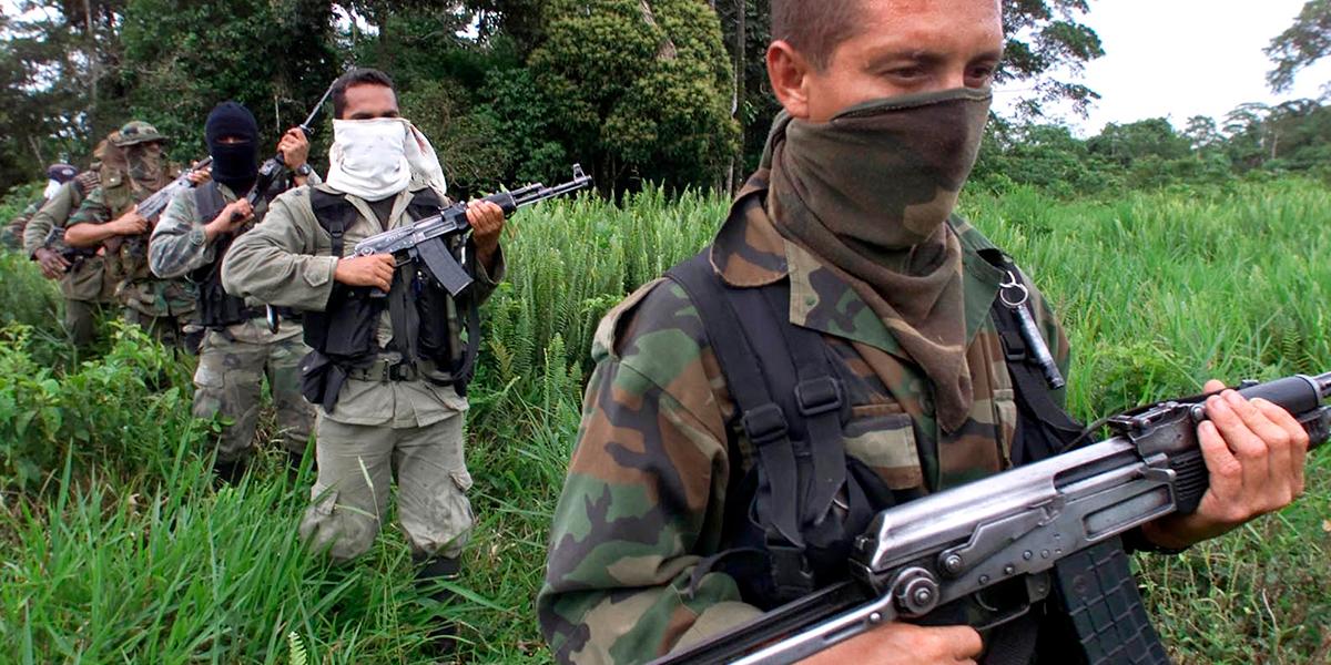 Alertan aumento de paramilitarismo en varias zonas del país