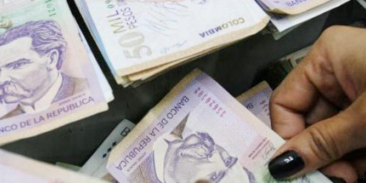 Escondían $ 1400 millones en falsas casas de cambio al norte de Bogotá