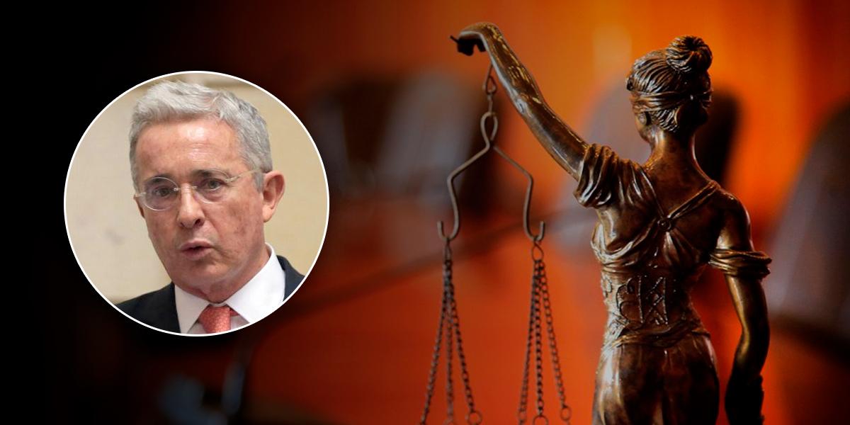 Senador Uribe denuncia supuesto complot en su contra, gestado desde la Corte Suprema