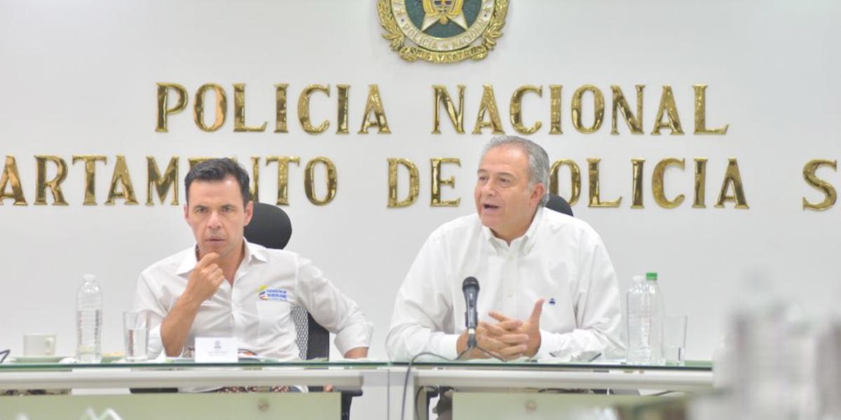 'Los riesgos electorales de hoy no se parecen a los de comicios anteriores': vicepresidente Naranjo