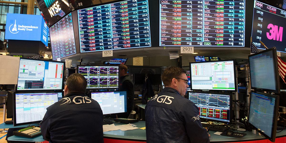Wall Street abre al alza y el Dow Jones sube un 1,01 %