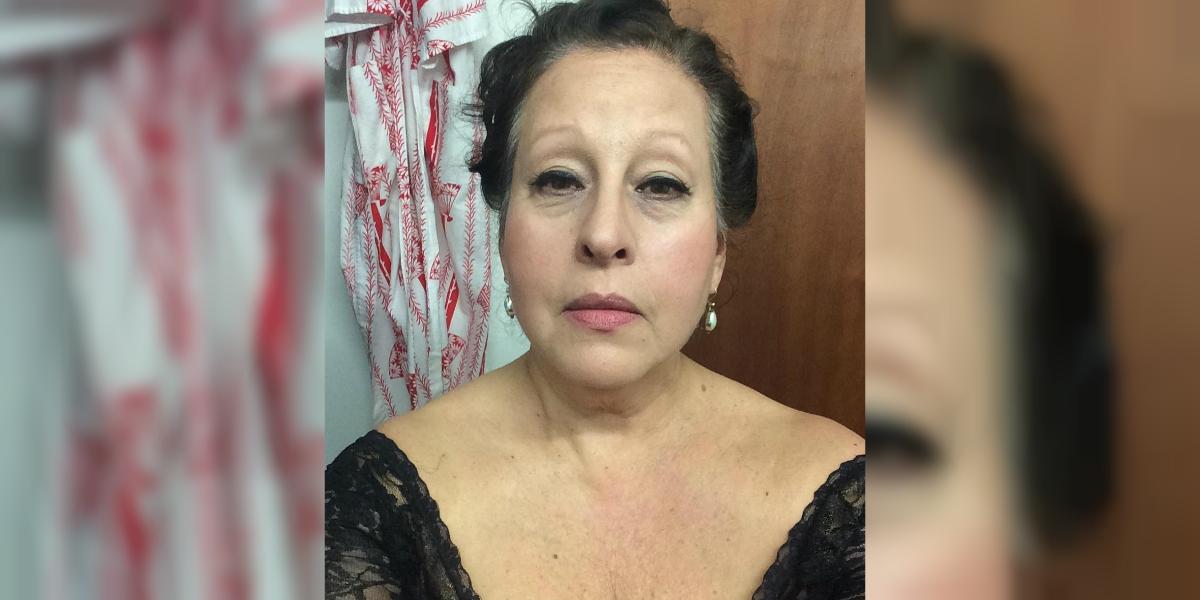 Carmenza Gómez se quiere retirar de la pantalla chica
