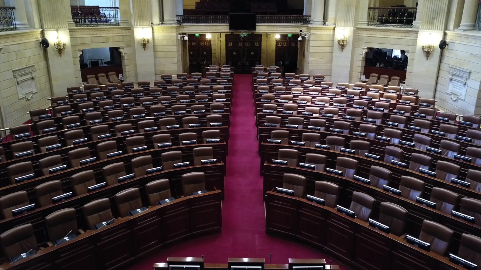 Así quedaría conformado el Senado según las cifras del conteo