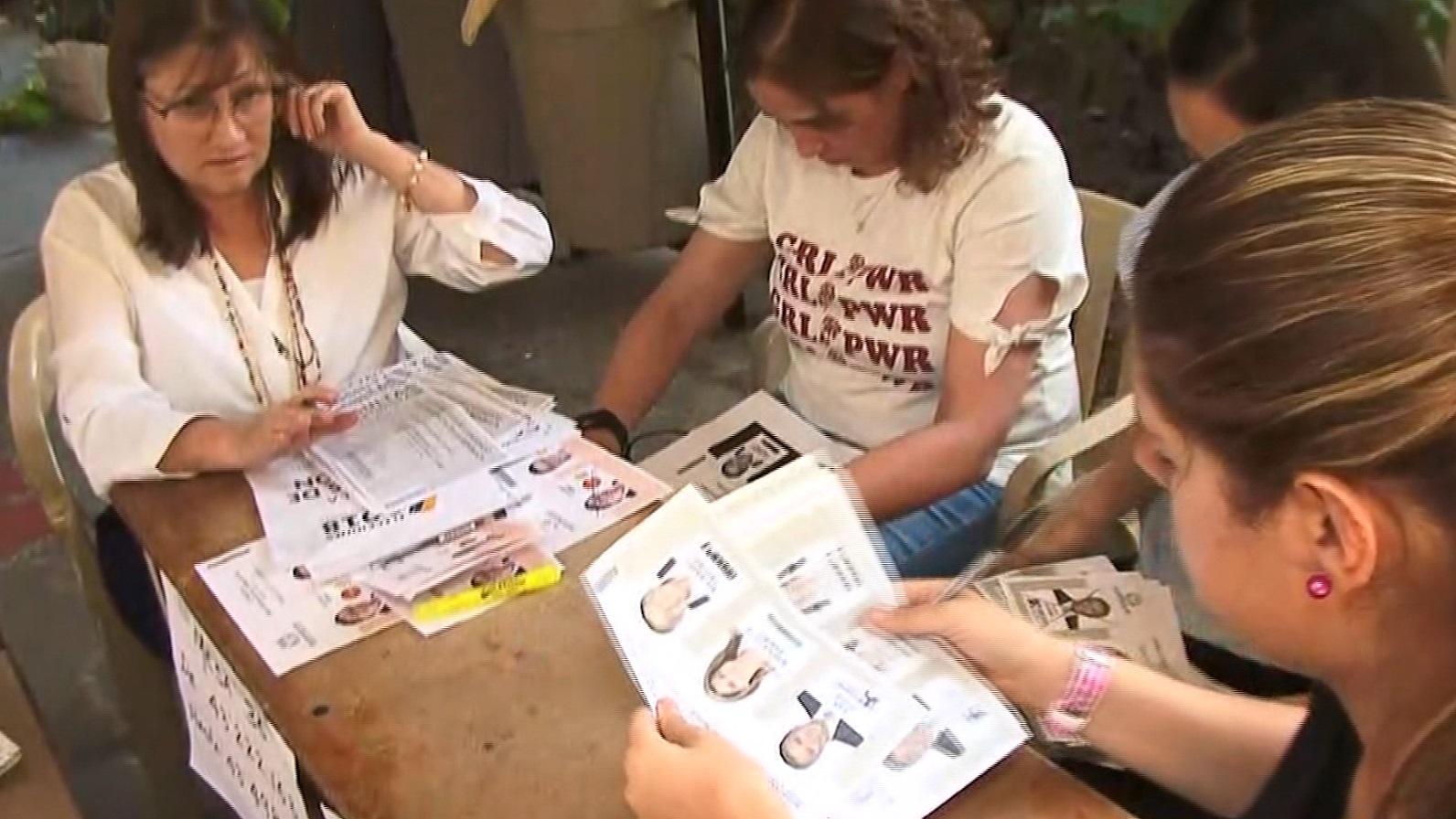 Disturbios en los puestos de votación por escasez de tarjetones a las consultas
