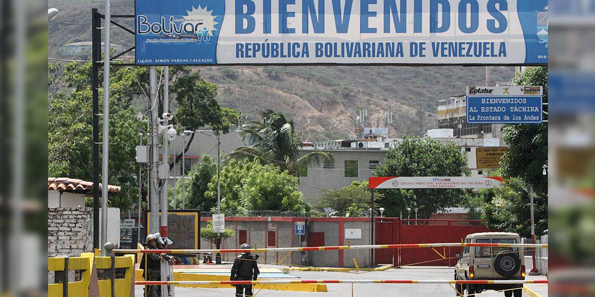 Colombia cerrará por 70 horas la frontera con Venezuela