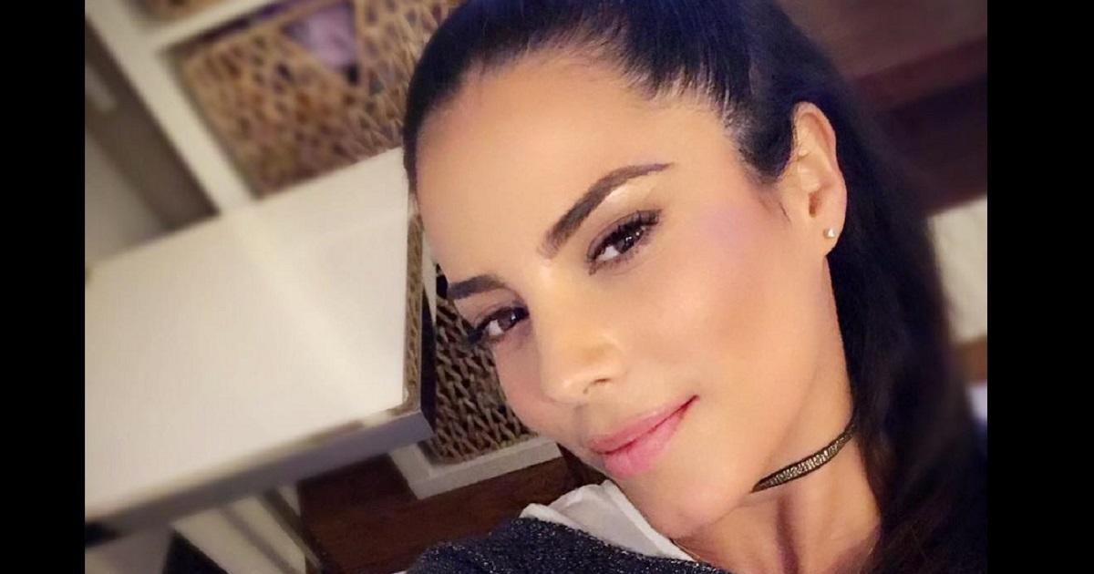 El percance médico que sufrió la venezolana Gaby Espino por el que viajó a Bogotá