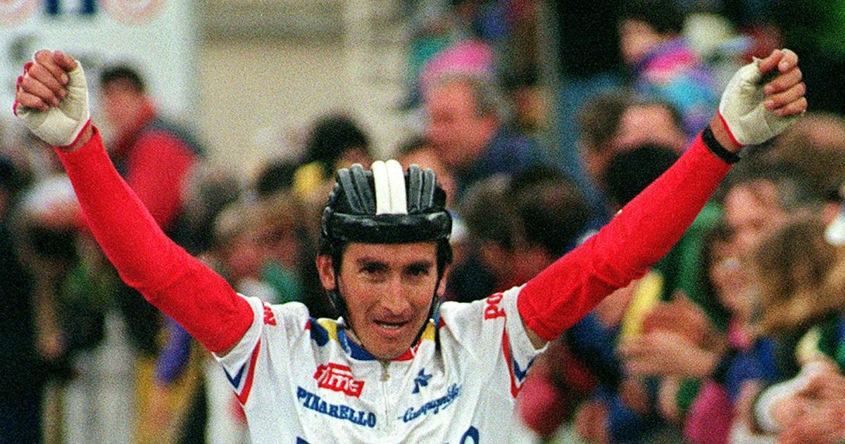 Lucho Herrera, de la lucha del ciclismo a ganarle la batalla a mortal enfermedad