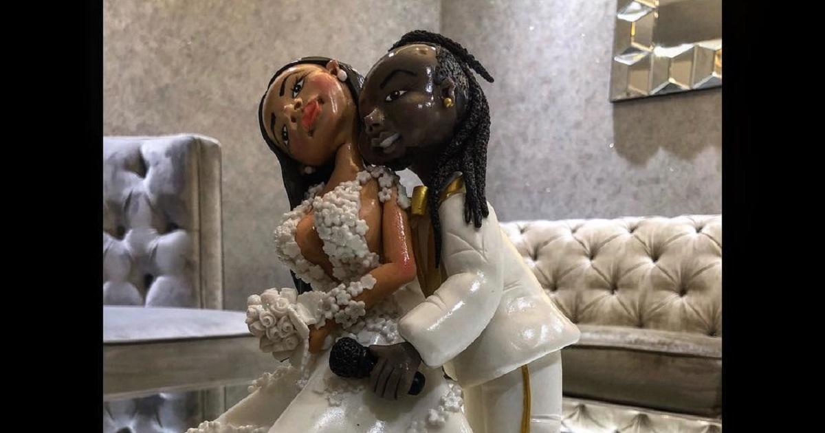 Detalles exclusivos de la boda de Mr Black y Yuranis León