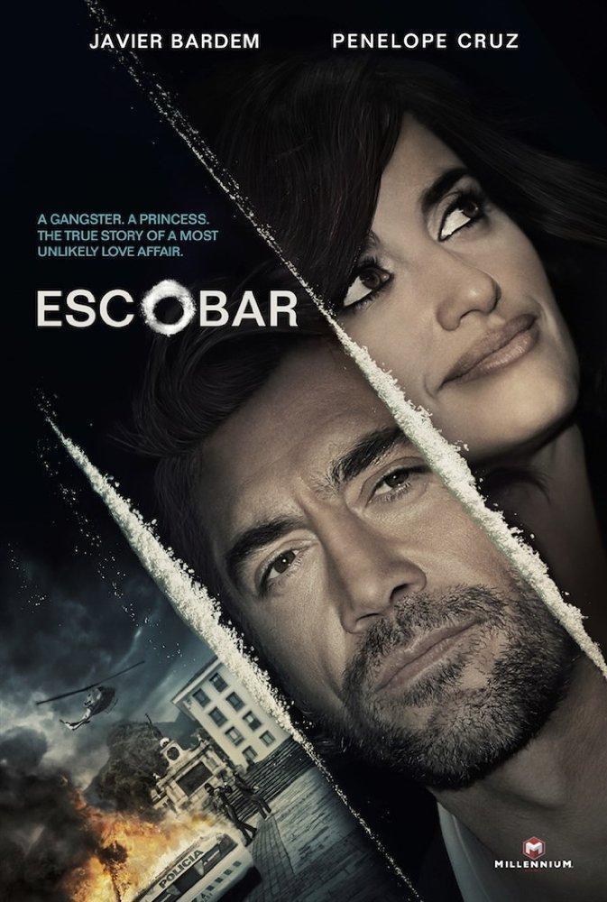 Película Pablo Escobar Virginia Vallejo