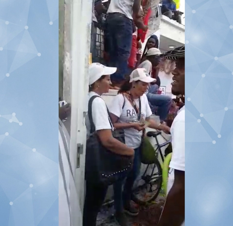 Fiscalía investiga la entrega de dinero a electores en Tumaco