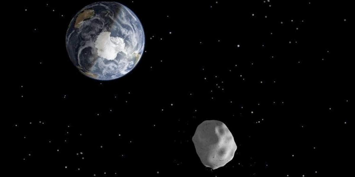 Un asteroide del tamaño de un bus pequeño rozará mañana la Tierra