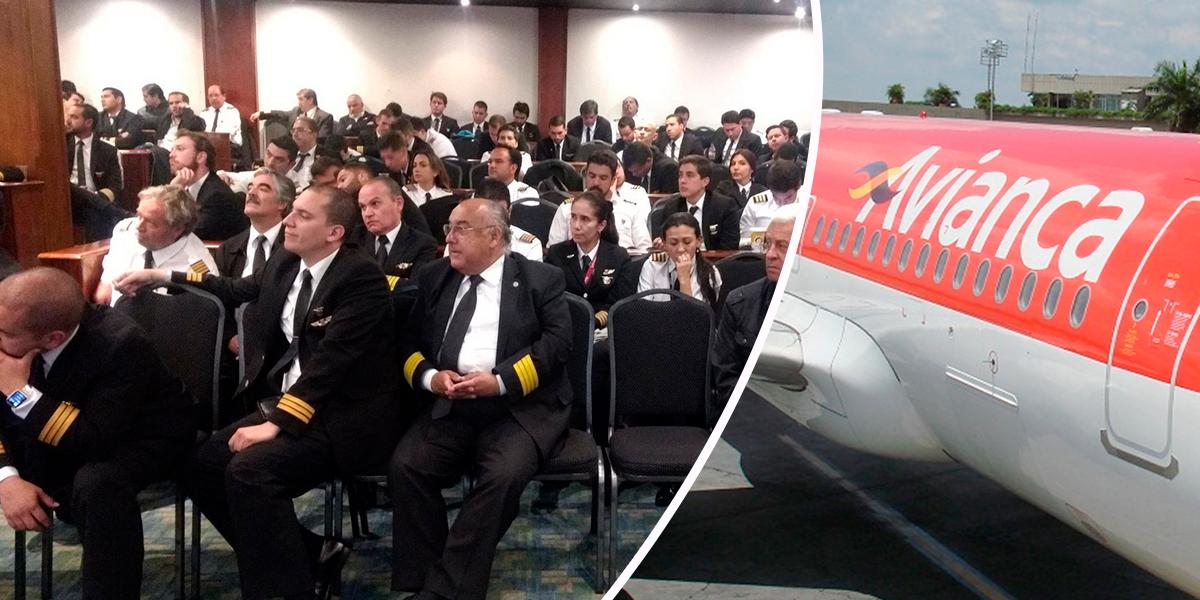 Ordenan reintegro de tres pilotos de Avianca