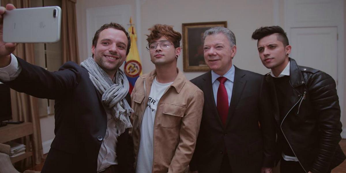La influencia de los youtubers sobre la política en Colombia