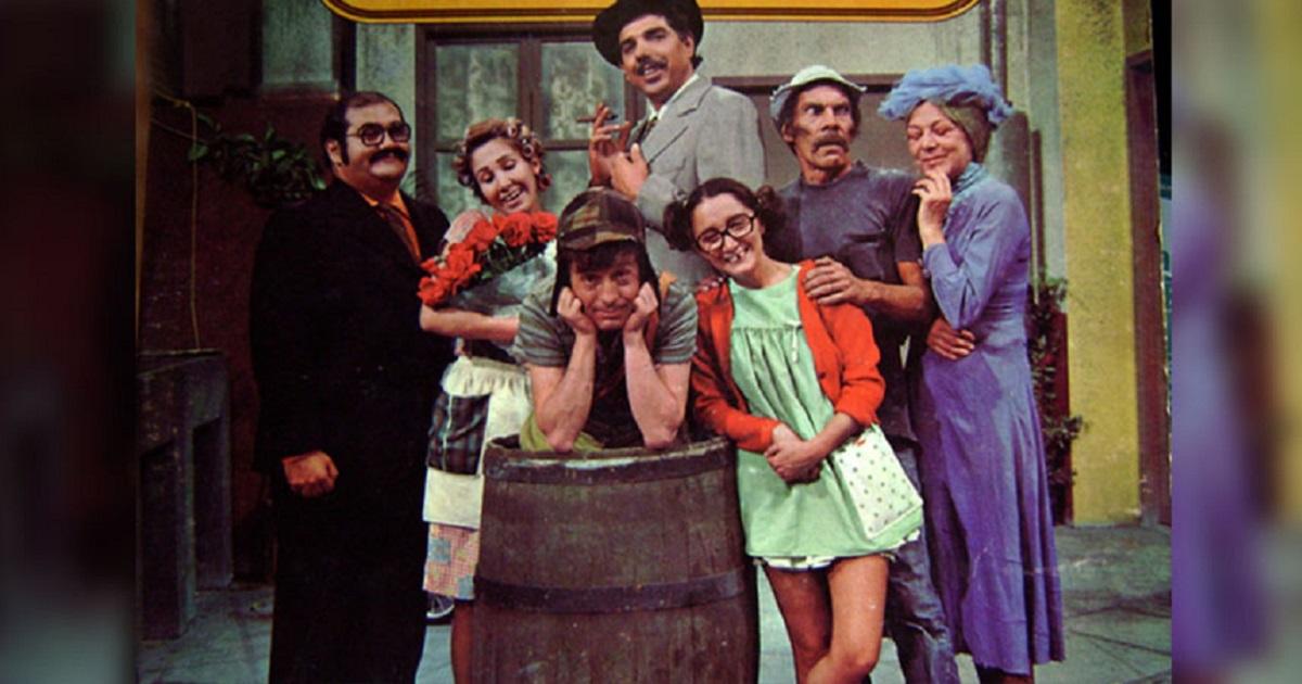 ¡Nostálgico! Antes de ser famosos, así eran los personajes de 'El Chavo del 8'