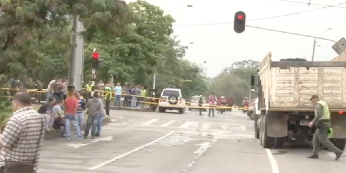 Dos muertos y cinco heridos por ataque armado en Caucasia