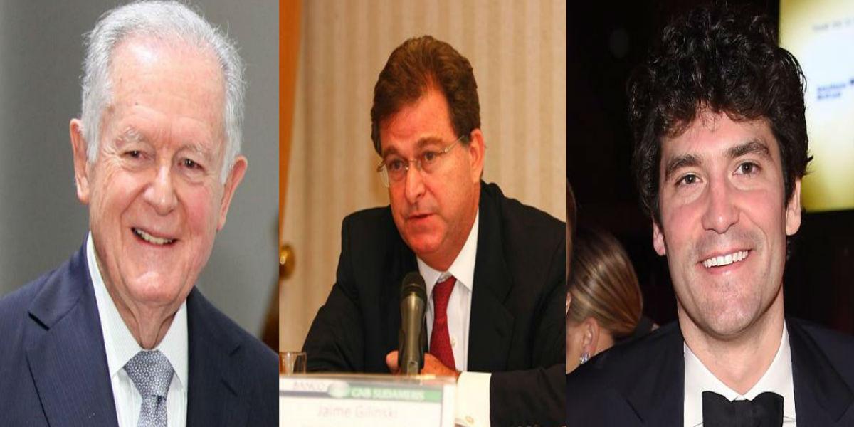 Estos son los hombres más ricos de Colombia, según el nuevo listado de Forbes