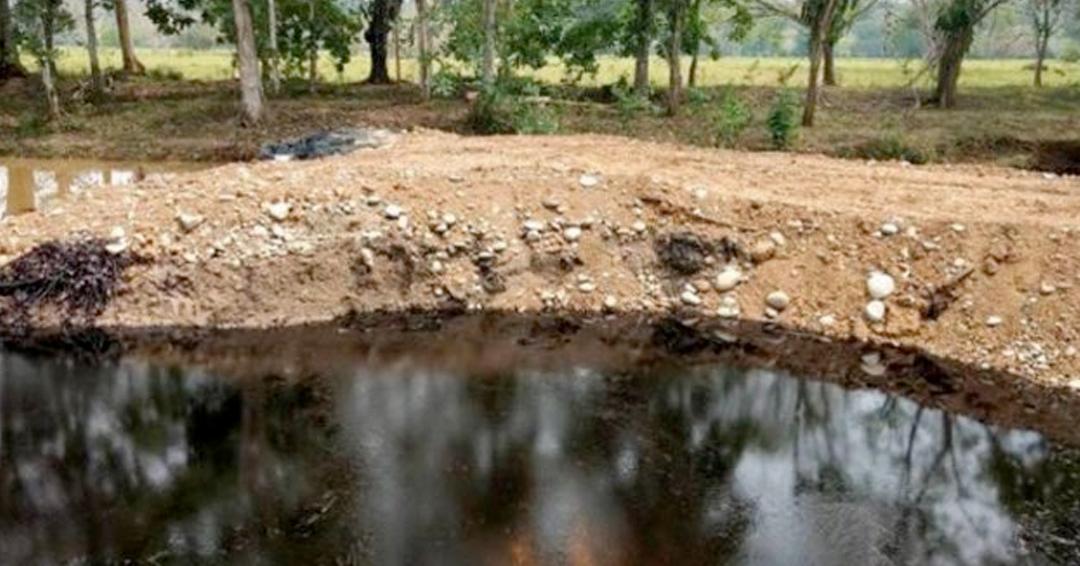Exigen renuncia de ministro de Ambiente por derrame de petróleo en río Sogamoso