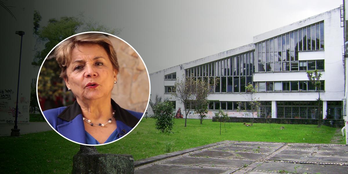 Dolly Montoya, ahora es la primera mujer en convertirse en rectora de la U. Nacional