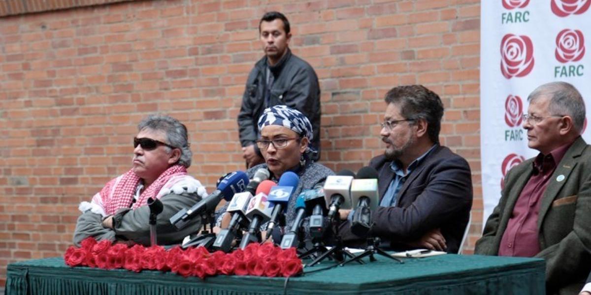 'Nuestra bancada centrará su acción parlamentaria en las reformas aún pendientes de los acuerdos': FARC