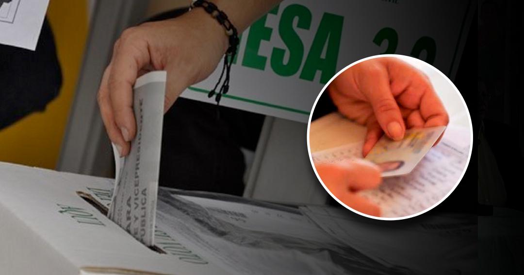Imputan a nueve personas que habrían inscrito cédulas irregularmente para votar en Santander