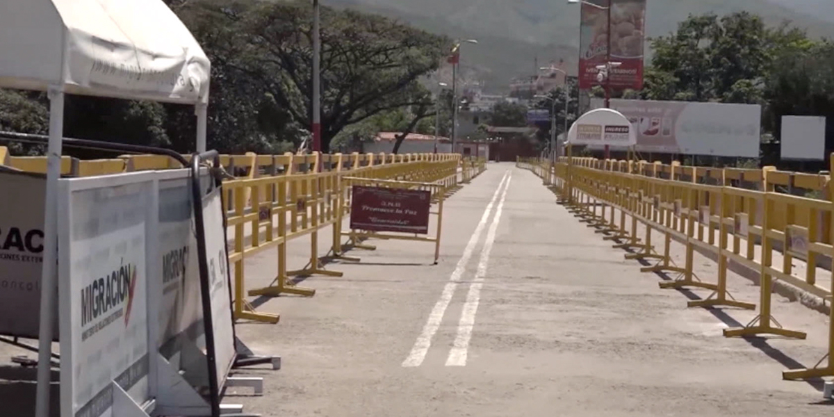 Avanza medida del cierre de frontera con Venezuela por elecciones del domingo