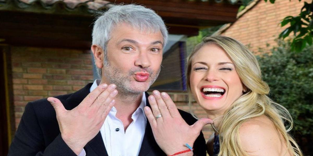Geraldine Zivic y Gonzalo Vivanco quieren agrandar la familia