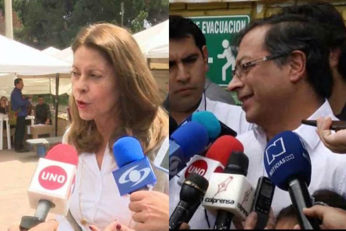 gustavo petro marta lucia ramirez votaciones elecciones congreso denuncias