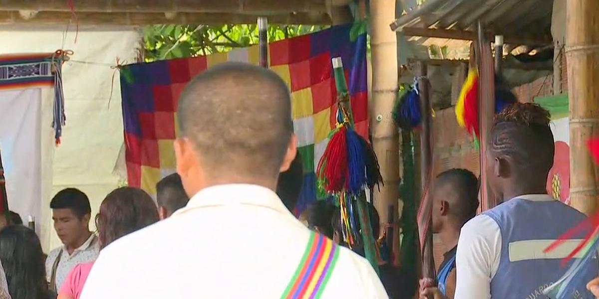 Indígenas del Cauca piden acciones contra grupos armados que delinquen en sus territorios