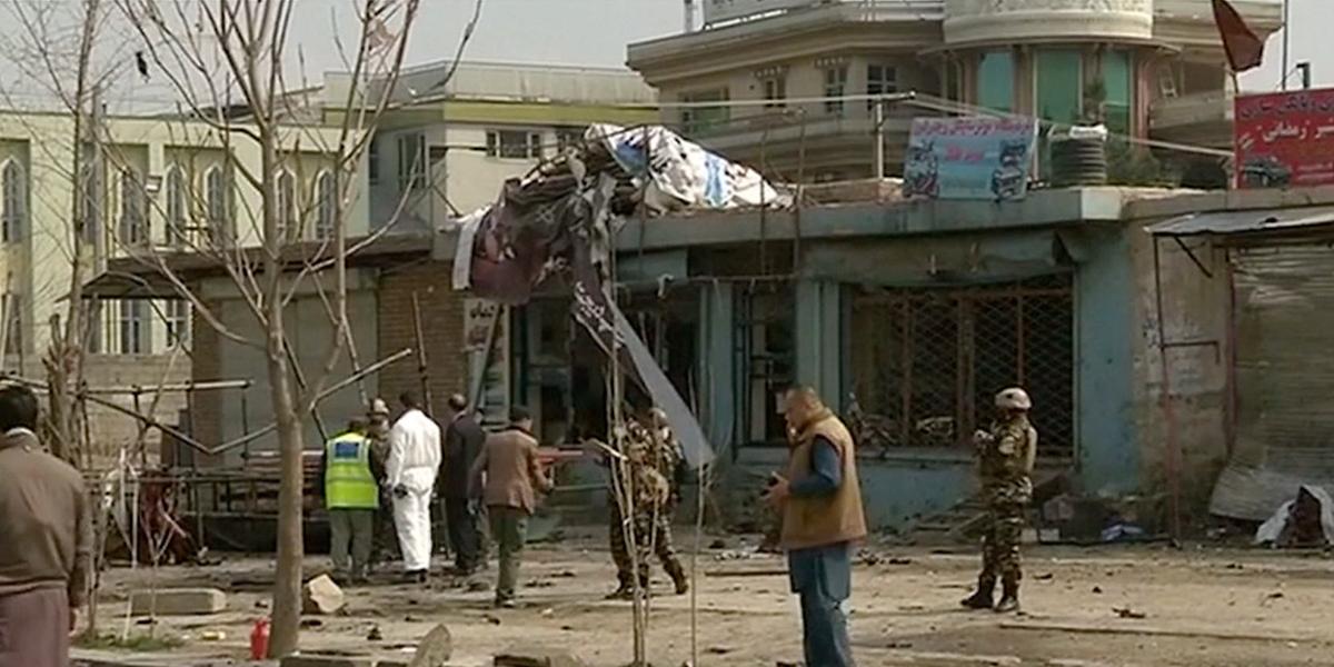 10 muertos y 18 heridos tras ataque suicida en Kabul