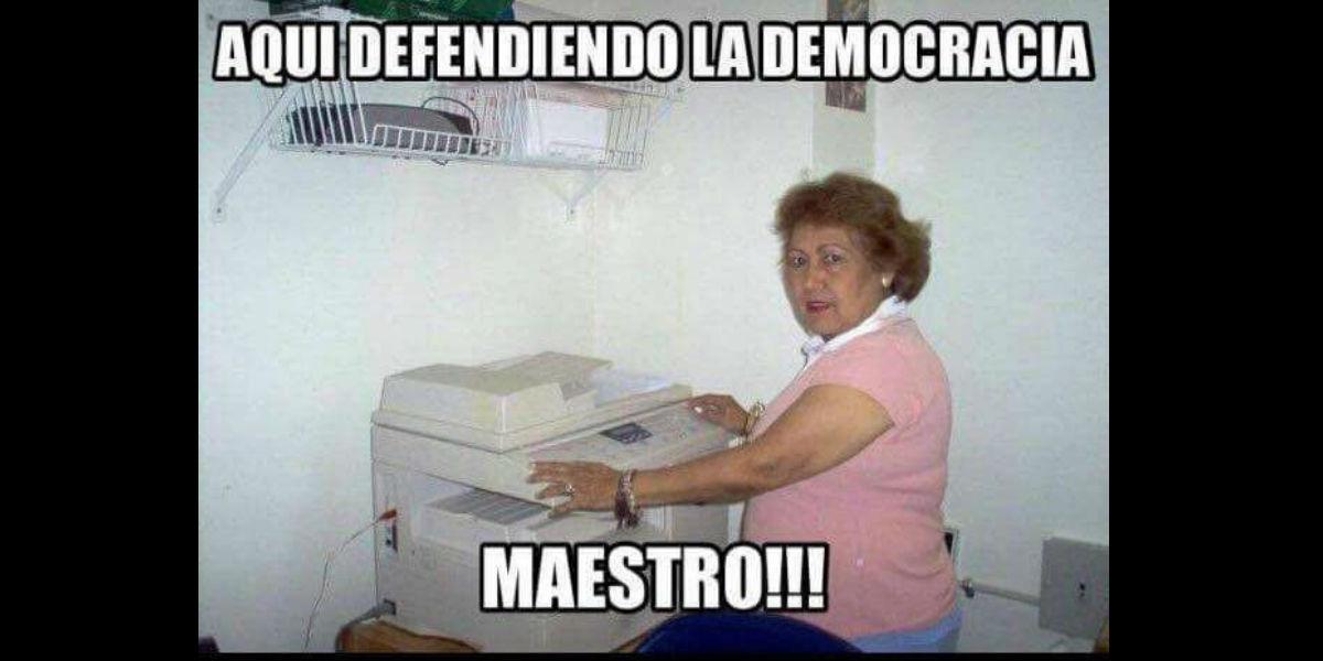 memes elecciones registraduria votaciones congreso legislativas domingo 11 de marzo 11