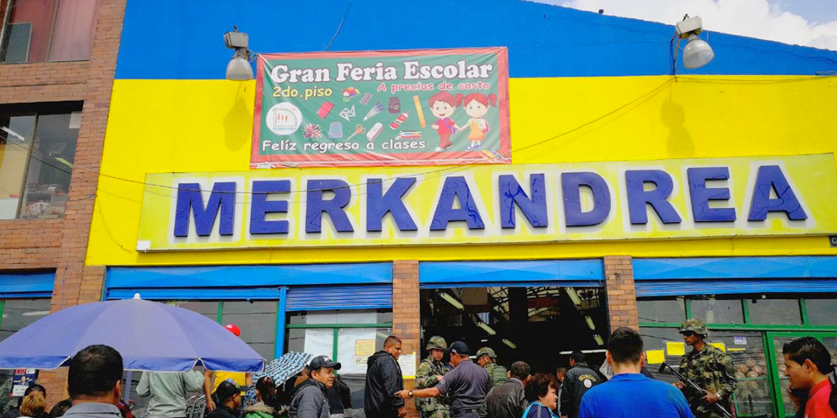 No se tienen registros de los guerrilleros que declararon en la investigación a Merkandrea