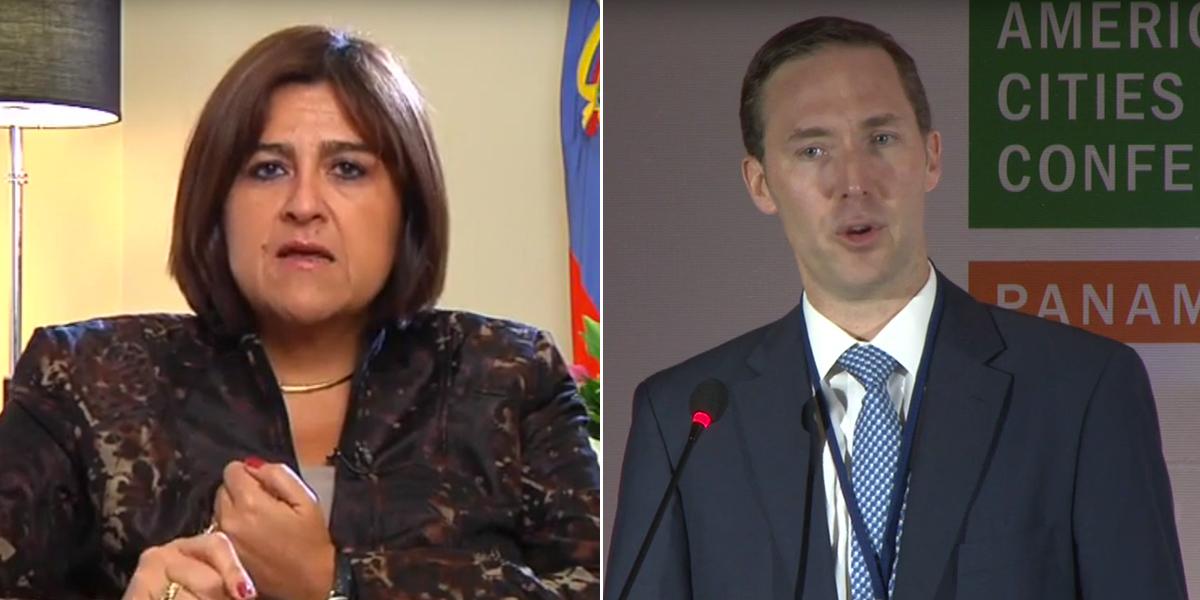 Ministerios de Comercio de Colombia y Panamá se reúnen para tratar diferencias comerciales
