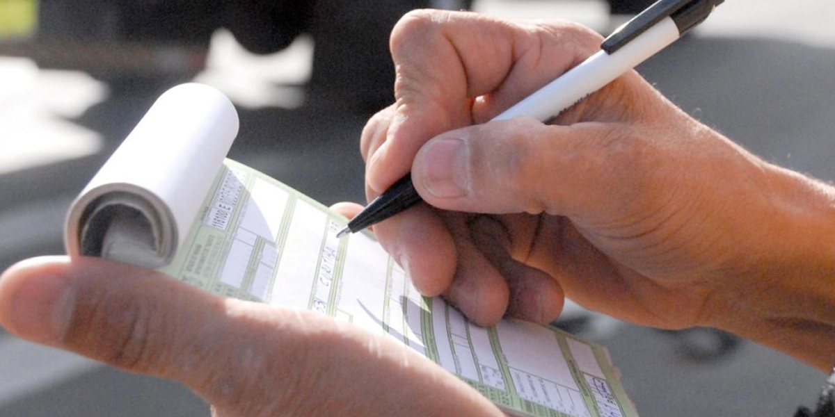 347 multas por faltas al Código de Polícia este fin de semana