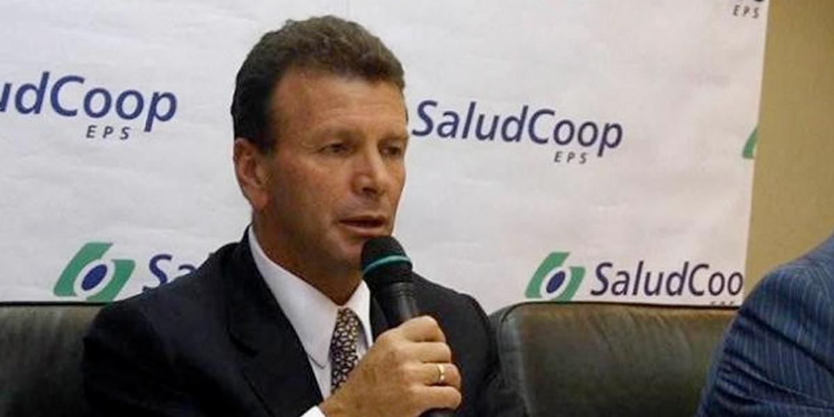 Detenido Carlos Palacino por el caso Saludcoop