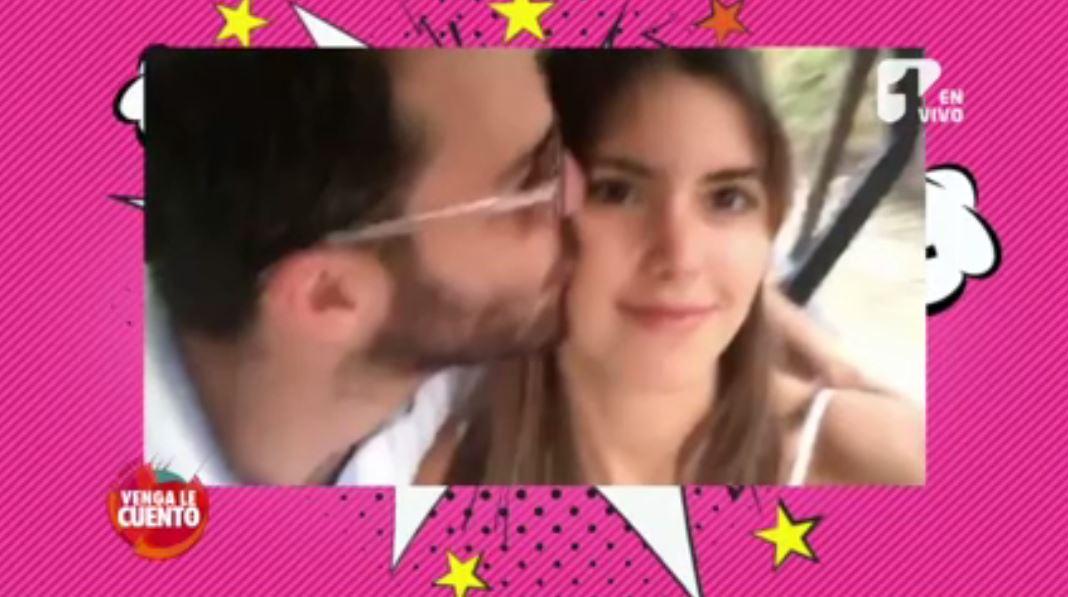 Paulina Vega ya tendría pareja