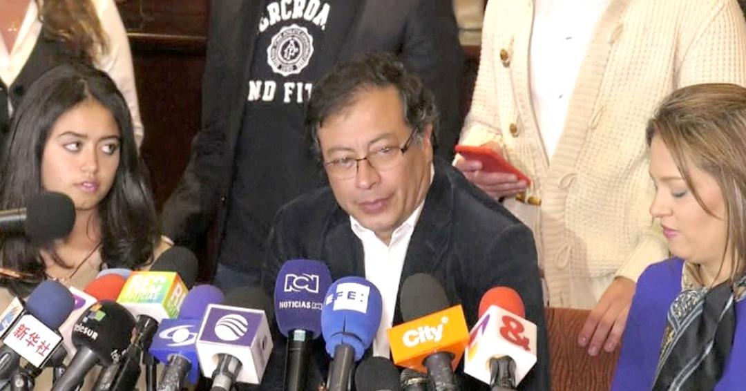 'Campaña por la Presidencia comienza hoy y podemos ganarla': Petro