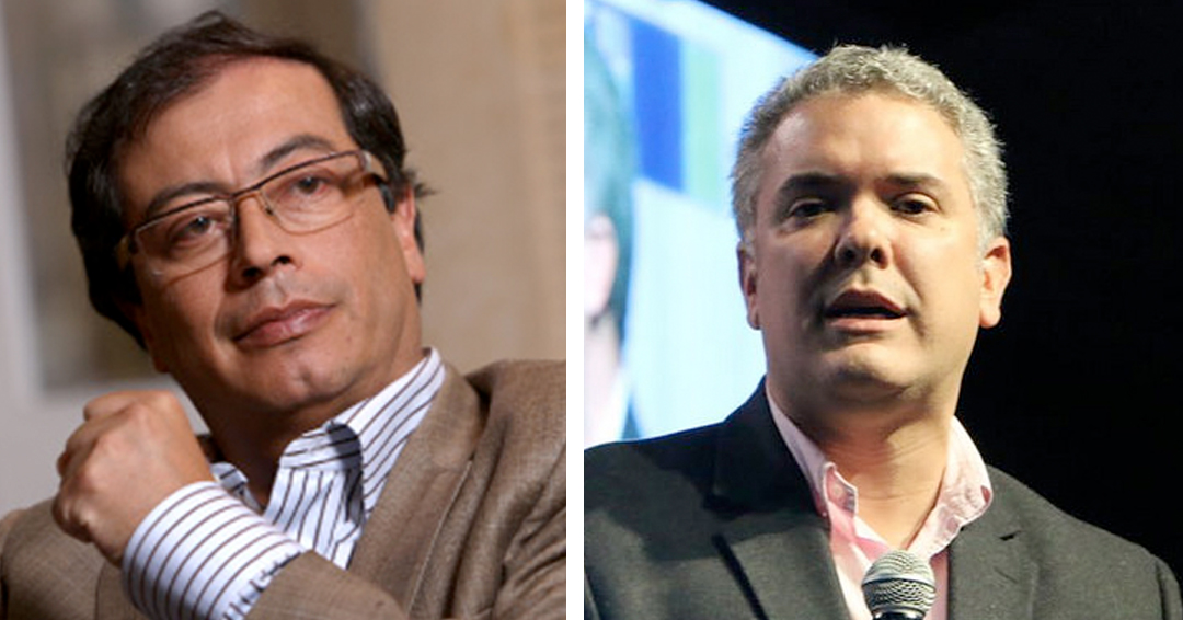 Tras ganar consultas, Petro y Duque serán candidatos presidenciales