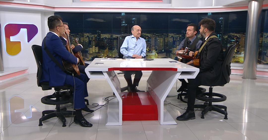 Los ganadores del Festival Nacional de Música Colombiana de Ibagué