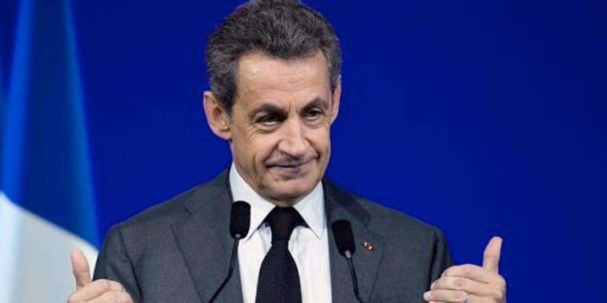 Sarkozy bajo arresto, declara por la financiación de la campaña de 2007