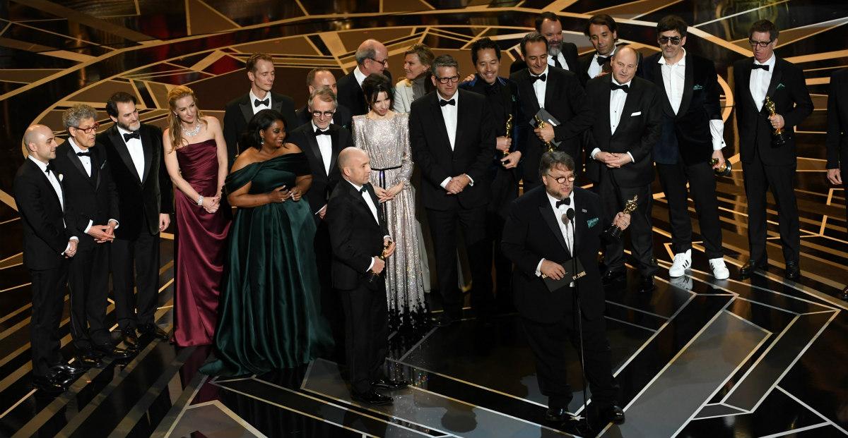 Conoce a los ganadores de los Premios Óscar 2018