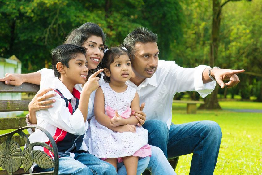 El video que logró reunir a una familia india después de 40 años